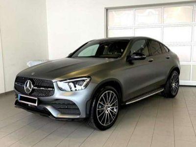 gebraucht Mercedes 300 GLC-Klassed 4Matic Coupe inkl. *Maxhaust Anlage* Sportwagen / Coupé