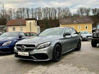 gebraucht Mercedes C63 AMG AMG S T Aut. *1.Besitz*NP. 128.000,-*MwSt.*VOLL*