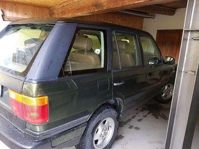 used Land Rover Range Rover 2,5TD SUV / Geländewagen,