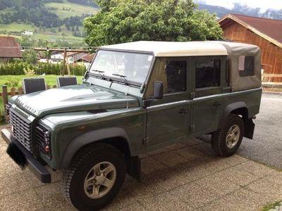 gebraucht Land Rover Defender 110 2.4 TD4 CrewCab E