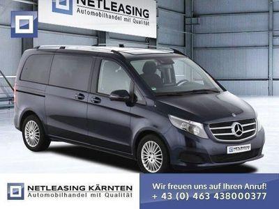 brugt Mercedes V250 BT Kompakt+Edition+Sportp+6Sz+Spur+Kam+Nav