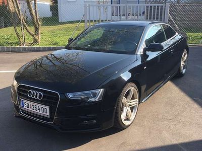 gebraucht Audi A5 Coupé 1,8 TFSI