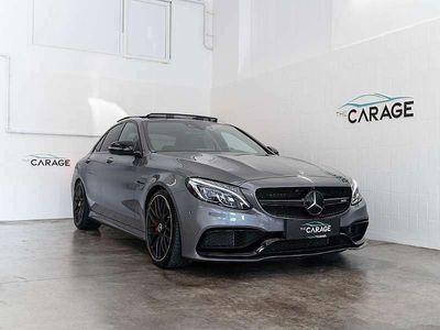 gebraucht Mercedes C63 AMG AMG S *VOLLE HÜTTE*PERF SITZE*PANO*
