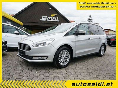 gebraucht Ford Galaxy 2,0 TDCi Titanium Start/Stop *LED+PANORAMADACH*
