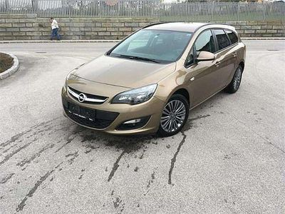 used Opel Astra ST 1,6 CDTI ECOTEC Österreich Edition Sta... Kombi / Family Van,