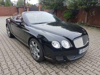 gebraucht Bentley Continental GTC Inzahlungnahme möglich Cabrio / Roadster