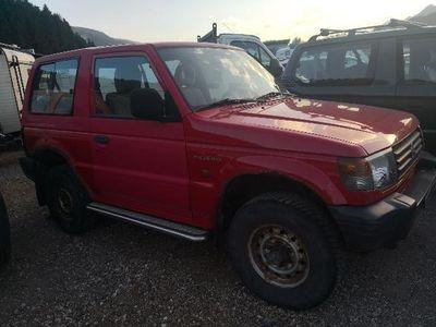 used Mitsubishi Pajero MT 2,5 GL TD