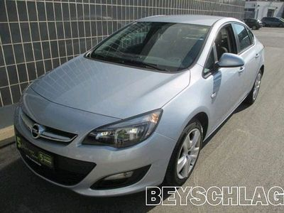 gebraucht Opel Astra Limousine 1,4 ecoflex Edition