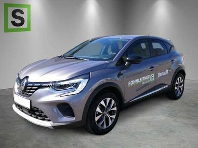 gebraucht Renault Captur TCe 100 Zen, 101 PS, 5 Türen, Schaltgetriebe