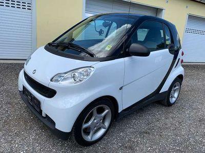 gebraucht Smart ForTwo Coupé pure micro hybrid softouch Klein-/ Kompaktwagen