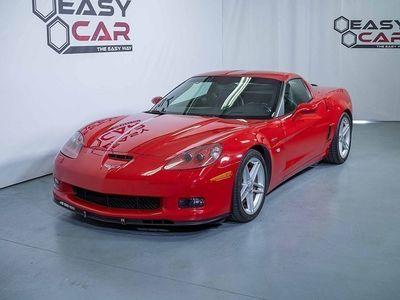gebraucht Corvette Z06 7,0 V8 *LEDER*HEAD-UP DISPLAY*TEMPOMAT*X