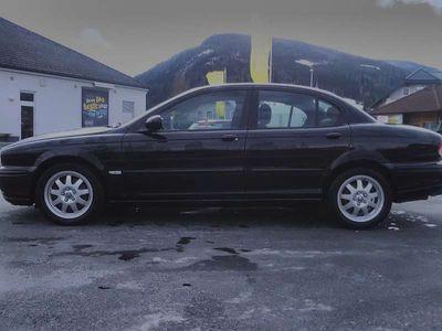 gebraucht Jaguar X-type Limousine