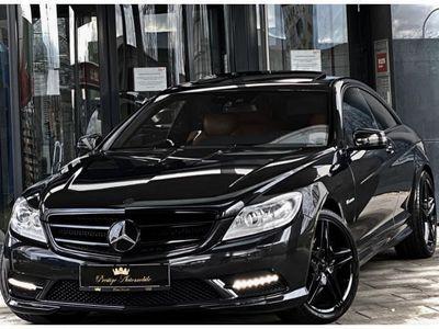 gebraucht Mercedes CL500 4Matic V8 435PS * ALL BLACK * CL63 AMG * FACELIFT*