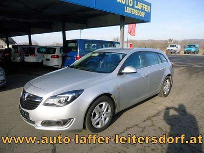gebraucht Opel Insignia ST 1,6 CDTI Ecotec Sport Start/Stop System