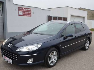 gebraucht Peugeot 407 SW Exclusive 2,0 HDI 140 (FAP) *Panoramadach*
