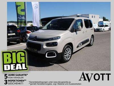 gebraucht Citroën Berlingo BlueHDI 100 S&S Feel Kombi / Family Van