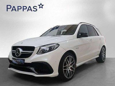 gebraucht Mercedes S63 AMG GLE-Klasse GLE Mercedes-AMG4Matic Aut. SUV / Geländewagen