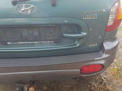 gebraucht Hyundai Santa Fe 2.0 CRDi VGT 4WD GLS