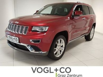 used Jeep Grand Cherokee 3,0 V6 CRD Summit
