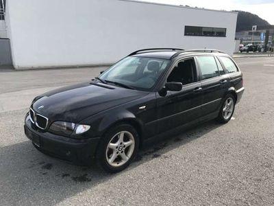 gebraucht BMW 320 3er-Reihe Kombi Diesel (E46) touring Aut.