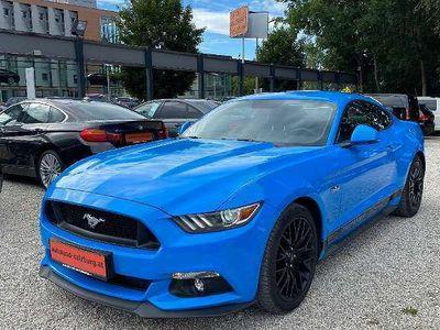 gebraucht Ford Mustang GT 5,0 Ti-VCT V8 SCHALTER XENON Sportwagen / Coupé