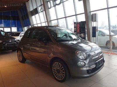 gebraucht Fiat 500C 1,2 69 Lounge Cabrio / Roadster