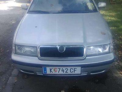 gebraucht Skoda Octavia GLX Kombi / Family Van