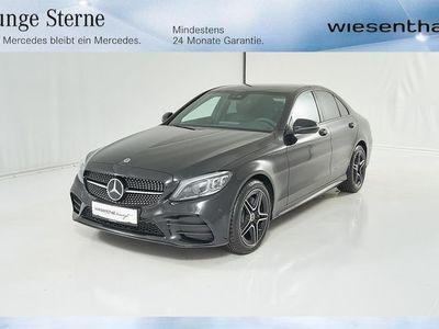gebraucht Mercedes C220 d 4MATIC