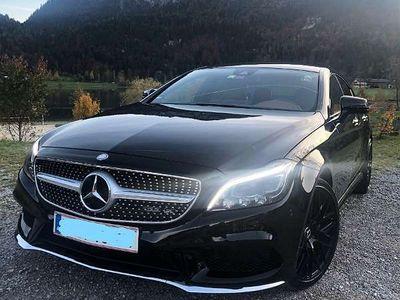 gebraucht Mercedes CLS350 Bluetec Sportwagen / Coupé