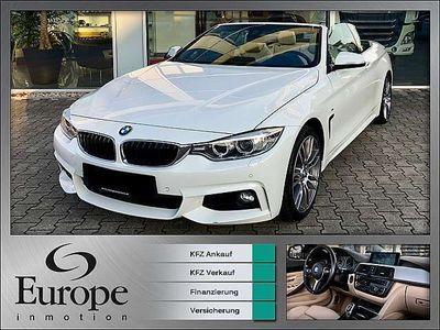 brugt BMW 428 i xDrive Cabrio / M Sport / Keyless / Kamera / Memory /