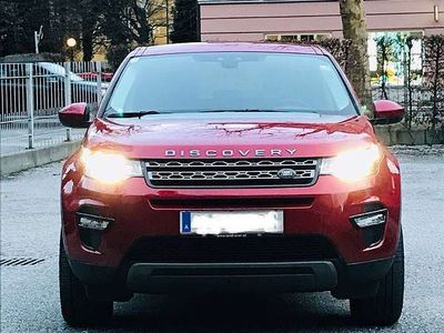 gebraucht Land Rover Discovery Sport 150PS ALLRAD AUTOMATIK SE MIT PANORAMADACH SUV / Geländewagen,