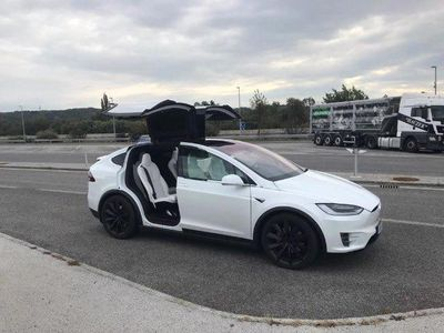 gebraucht Tesla Model X P90D Signatur Edition (mit Batterie)