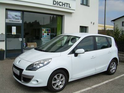 gebraucht Renault Scénic III TomTom Edition 2011 Energy 1,6 dCi DPF