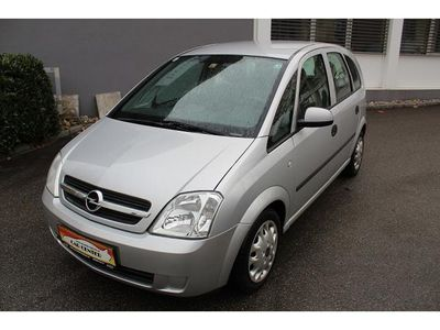 gebraucht Opel Meriva 1,6