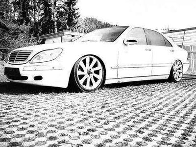 gebraucht Mercedes S600 Langversion