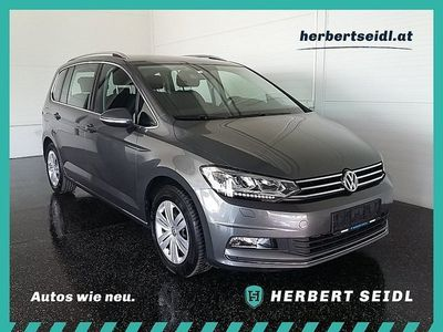 brugt VW Touran Highline 2,0 SCR TDI *LED / NAVI / ACC* Kombi / Family Van,