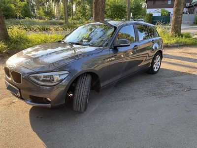 gebraucht BMW 116 1er-Reihe d Österreich-Paket Aut. Limousine