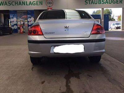 gebraucht Peugeot 407 1,6HDI Limousine