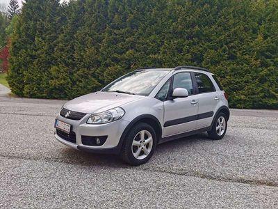 gebraucht Suzuki SX4 1,6 SUV / Geländewagen