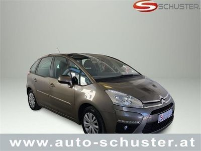gebraucht Citroën C4 Picasso 1,6 Seduction HDi FAP EGS6 Kombi / Family Van,