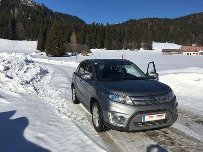 gebraucht Suzuki Vitara Vitara1,6 DDiS 4WD GLX Flash SUV / Geländewagen,