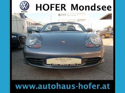 gebraucht Porsche Boxster (986)