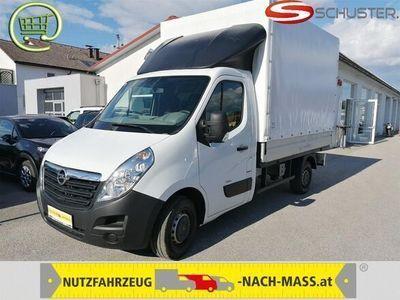 gebraucht Opel Movano L2H1 2,3 CDTi Pritsche Plane