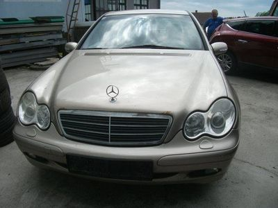 gebraucht Mercedes C220 Classic CDI