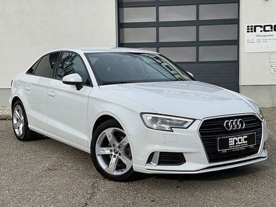 gebraucht Audi A3 1,6 TDI sport Standheizung/Navi/Sportsitze/uvm Limousine