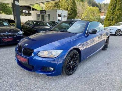 gebraucht BMW 320 Cabriolet 3er-Reihe d Cabrio M-Paket / Roadster