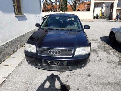 gebraucht Audi A6 2,5 TDI Limousine