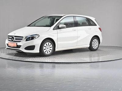 gebraucht Mercedes 180 B-Klasse(CDI) Aut.