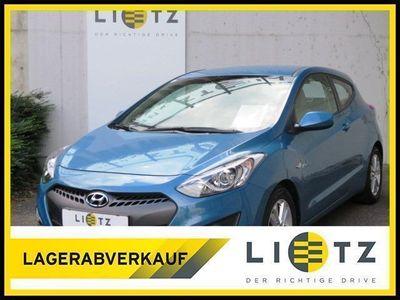 gebraucht Hyundai Coupé i30 Coupe 1,6 GDI Europe plus Sportwagen /