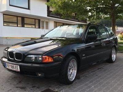 gebraucht BMW 525 5er-Reihe Kombi Diesel E39 touring Aut.